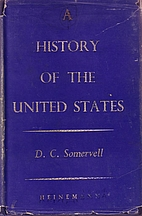A History of the United States to 1941 by D.…