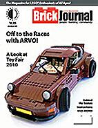 Brick Journal 11 by Joe Mino