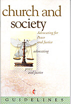 Guidelines 2009-2012 Church Society by…