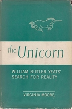 The Unicorn: William Butler Yeats' Search…