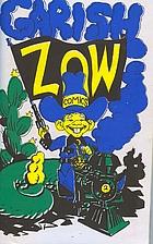 Garish Zow comics #2 by Michael Allen