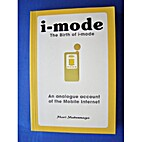 Birth of i-mode: An analogue account of the…