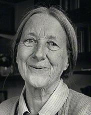 Author photo. Imogen Holst