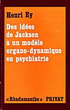Des idées de Jackson à un modèle…