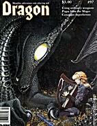 Dragon Magazine: Vol. IX, No. 12 (May 1985)…