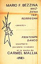 Printempa danco: poemaro / Maz-zifna…