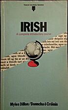 Irish by Donncha Ó Cróinín