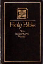 NIV Holy Bible by Zondervan