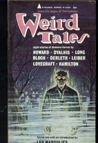 Weird Tales by Leo Margulies