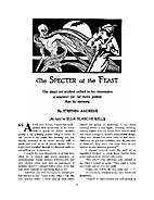 The Specter at the Feast by Stephen Andrews