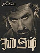 Jud Süß   Jew Süss • DVD by IN