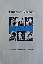 Ferdinand Verbiest by Cyriel Verschaeve
