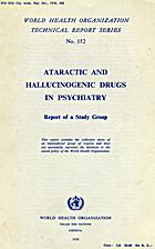 Ataractic and hallucinogenic drugs in…