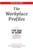 The Workplace Profiles by Otto Kroeger