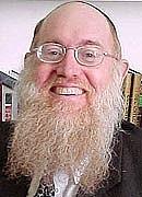 Author photo. Rabbi Zelig Pliskin