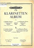 Klarinetten Album I by Peter Hodgson