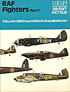 RAF fighters. Part 1 by William Green