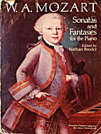 W.A. Mozart: Sonatas and Fantasies for the…