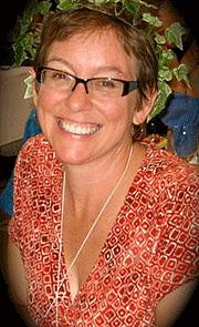 Author photo. Jennifer Armstrong