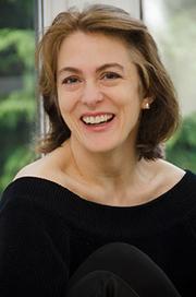 Author photo. Nicole Locke