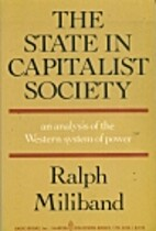 State in a Capitalist Society: An Analysis…