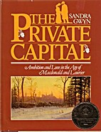 The Private Capital: Ambition and Love in…