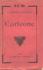Corleone: A Tale of Sicily by F. Marion…