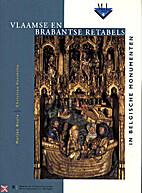 Vlaamse en Brabantse retabels in Belgische…