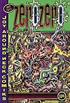 Zero Zero #3 by Kim Thompson
