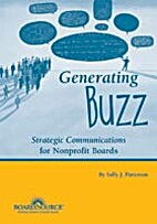 Generating Buzz: Strategic Communications…