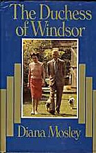 The Duchess of Windsor by Diana Mitford