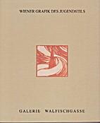 Wiener Grafik des Jugendstils by Galerie…