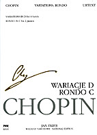 Variations in D, Rondo in C by Frederic…