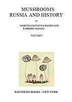 Mushrooms, Russia, and history, by Valentina…