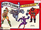 How to Draw Supervillains by Jael