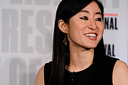 """Author photo. R.O. Kwon speaks on a panel discussion at the National Book Festival, August 31, 2019. Photo by Kimberly T. Powell/Library of Congress. By Library of Congress Life - 20190831KP0107.jpg, CC0, <a href=""""https://commons.wikimedia.org/w/index.php?curid=82899184"""" rel=""""nofollow"""" target=""""_top"""">https://commons.wikimedia.org/w/index.php?curid=82899184</a>"""