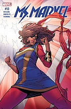 Ms. Marvel, Vol. 4 #13 by G. Willow Wilson