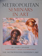 What Is A Painting? by John Edwin Canaday