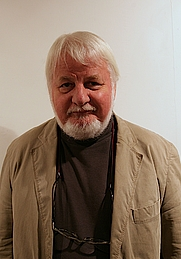 Author photo. Gunnar Danbolt (2007)<br>Photo: Nina Aldin Thune