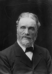 Author photo. Percy Gardner, 1917 [credit: Walter Stoneman/National Portrait Gallery, London]