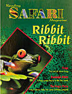 Reading Safari Magazine: Ribbit Ribbit by…
