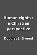 Human rights : a Christian perspective by…