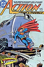 Action Comics # 641 by Roger Stern