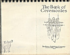 The Book of Ceremonies [excerpts] by…