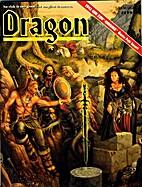 Dragon Magazine (Issue, No 179) by Roger E.…