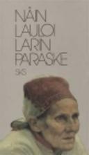 Näin lauloi Larin Paraske by Senni Timonen