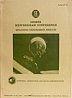 Gemini Midprogram Conference (NASA SP-121)…