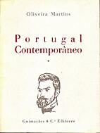 PORTUGAL CONTEMPORÂNEO I by Joaquim Pedro…