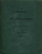 The Chronicle of the Emerald Buddha by…