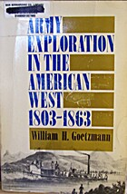 Army exploration in the American West,…